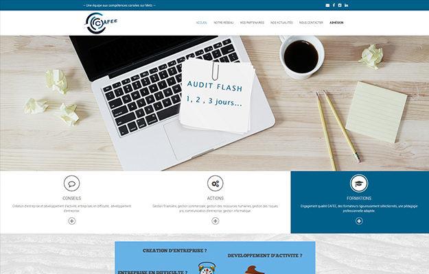 réseau professionnel cafee création web effect