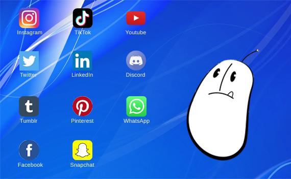 Agence Web Effect Klik réseaux sociaux