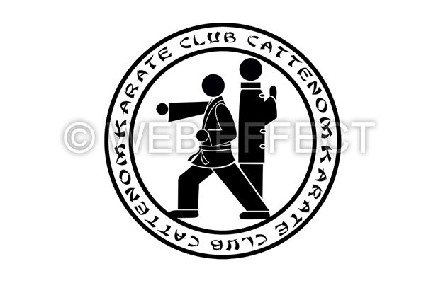 Agence Web Effect logo Karate Club Cattenom