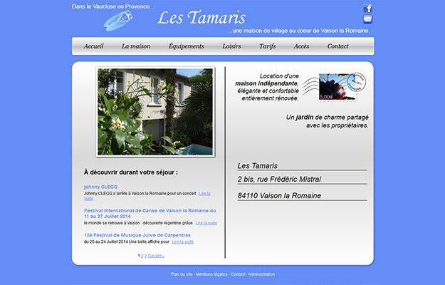 Agence Web Effect Les Tamaris