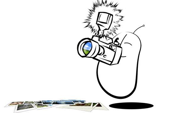 Web Effect Klik Photographe
